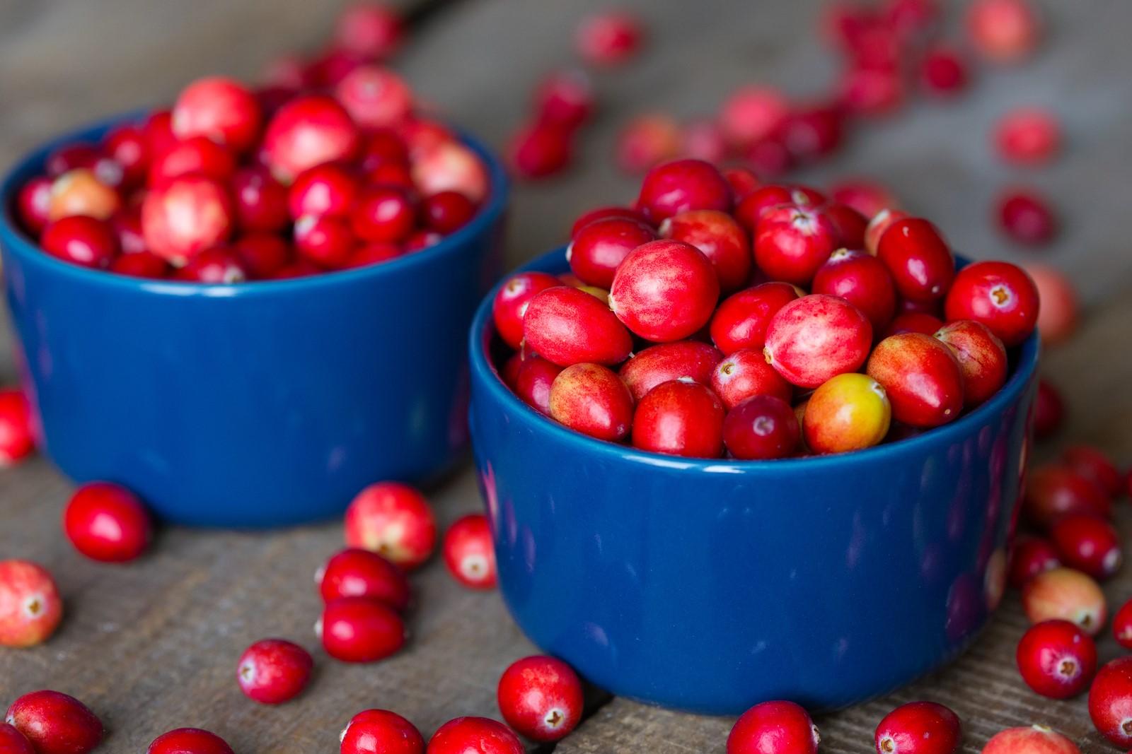 cranberries superfood